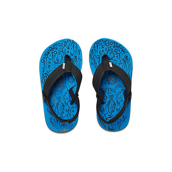 Reef Grom Reef Footprints - Blue