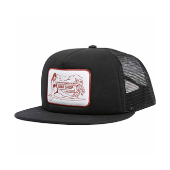 Billabong Support Trucker Hat - Black
