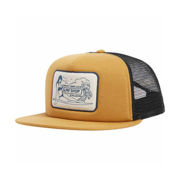 Billabong Support Trucker Hat - Dijon