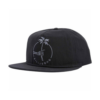 Billabong Jetty Snapback Hat - Stealth