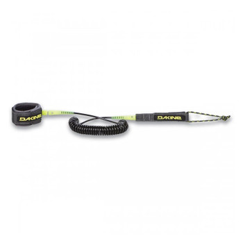Dakine SUP 10 Coiled Calf Leash - Gunmetal