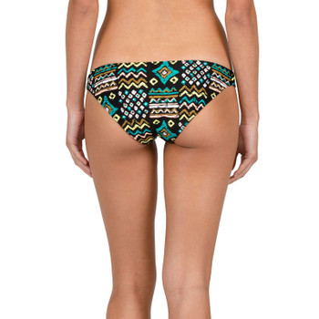 Volcom Tribal Instinct Full Reversible Bikini Bottom - 2