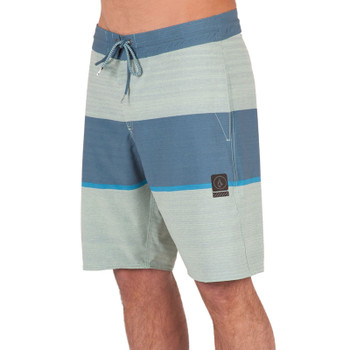 Volcom Quadra Static Stoney Boardshorts - Poison Green