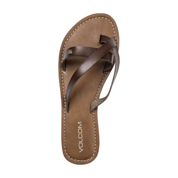 Volcom Ramble Sandals - Brown