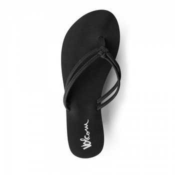 Volcom Forever And Ever Sandal - Black