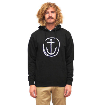 Captain Fin Special Forces Pullover Fleece Hoodie