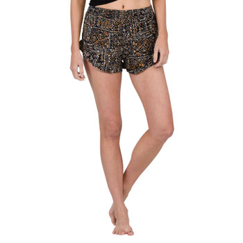 Volcom Rough Edges Short - Black