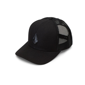 Volcom Full Stone Cheese Hat - Asphalt Black