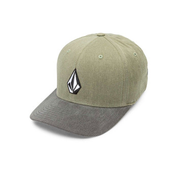Volcom Full Stone Heather Hat - Light Army