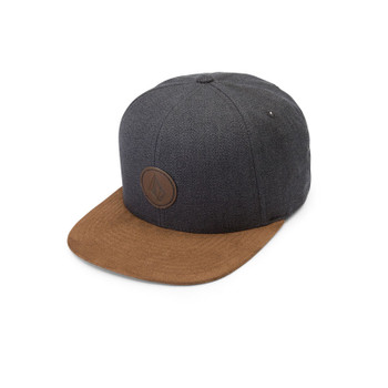 Volcom Quarter Fabric Hat - Mud