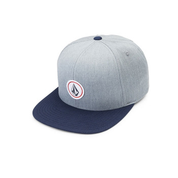 Volcom Quarter Twill Hat - Heather Grey