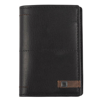 Rip Curl Stitched RFID Slim Wallet - Black