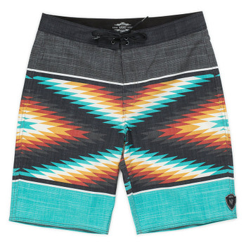 Vans NF into Oblivion Boardshort - Baltic