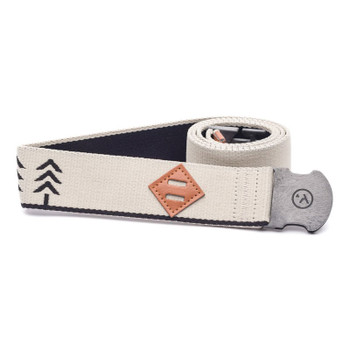 Arcade Belts The Treeline - Navy / Oatmeal