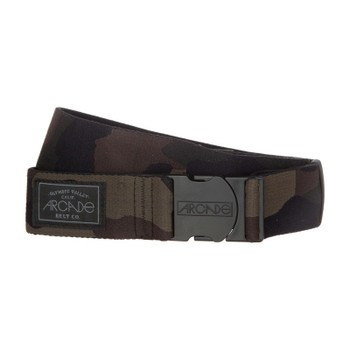 Arcade Belts The Sierra Camo - Black / Grey
