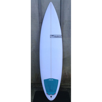 "Used Russo Shortboard 6'4"" Surfboard"
