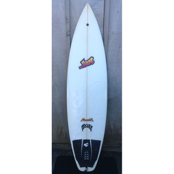 "Used Lost Scorcher 6'2"" Surfboard"