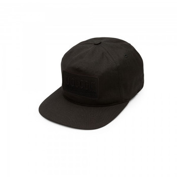 Volcom Rotor Hat - Ink Black