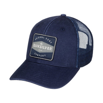 Quiksilver Destril Trucker Hat - Navy Blazer