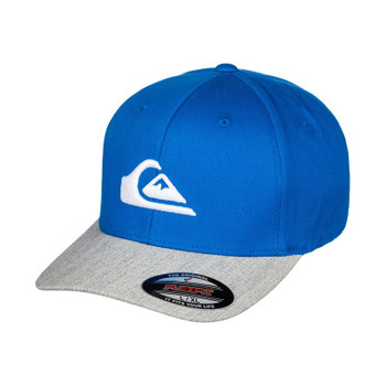 Quiksilver Mountain And Wave Hat - Imperial Blue