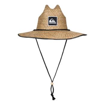 Quiksilver Outsider Straw Hat - Black