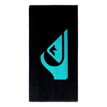 Quiksilver Chilling Beach Towel - Black