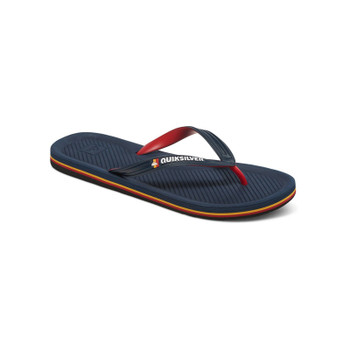 Quiksilver Haleiwa Sandals - Blue / Red / Blue