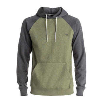 Quiksilver Everyday Hoodie - Four Leaf Clover Heather
