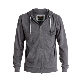 Quiksilver Jungle Forest Zip Hoodie - Quiet Shade