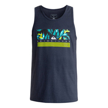 Quiksilver Jungle Box Tank - Navy Blazer