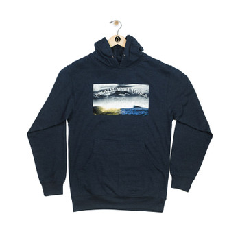 Moment Summit To Sea Pullover Hoodie