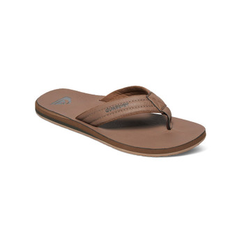 Quiksilver Carver Nubuck Sandals - Tan