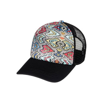 Roxy Water Come Down Trucker Hat - Regata Soaring Eyes