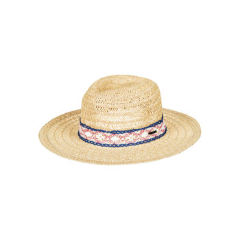 Roxy Cowgirl Straw Hat - Natural