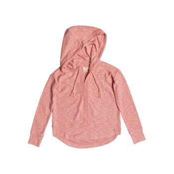 Roxy Girls Lovely Inspy Hooded Long Sleeve Top