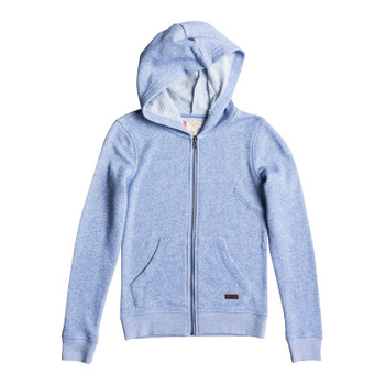 Roxy Girls Walking Dream Zip Hoodie - Persian Jewel