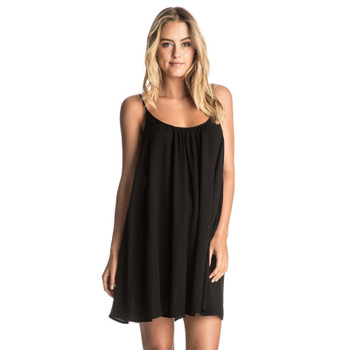 Roxy Windy Fly Away Cover Up - Anthracite