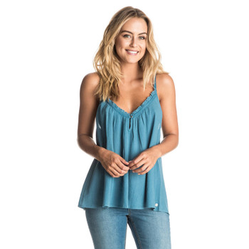 Roxy Perpetual Dream Top - Captains Blue