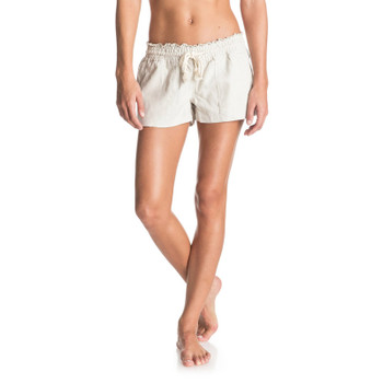 Roxy Oceanside Beach Shorts - Stone
