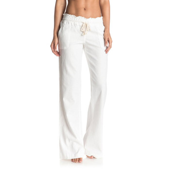 Roxy Oceanside Beach Pants - Sea Salt