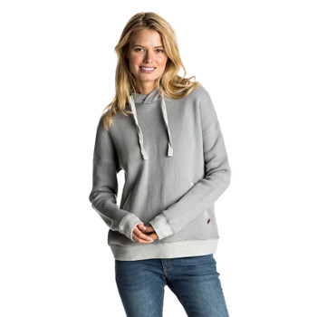 Roxy Shoal Pullover Hoodie - Heritage Heather