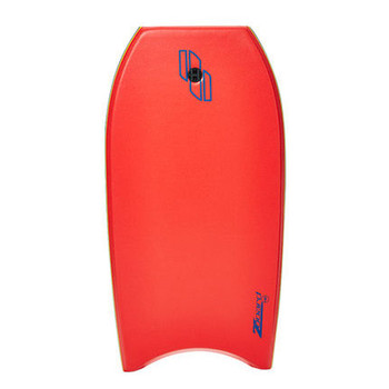 "Hydro Z-Board 40"" Bodyboard - Red"