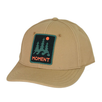 Moment Trees And Waves Hat - Desert Sand
