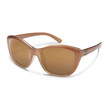 Suncloud Skyline Sunglasses - Bronze / Sienna Mirror