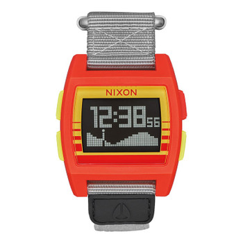 Nixon Base Tide Nylon Watch - Sunrise