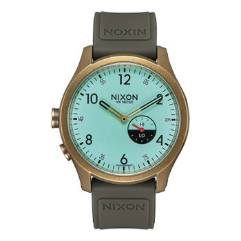 Nixon Beacon Sport - Brass / Mint / Surplus