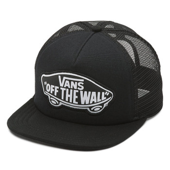 Vans Beach Girl Trucker Hat - Onyx White