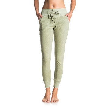 Roxy Endless Highway Joggers - Oil Green
