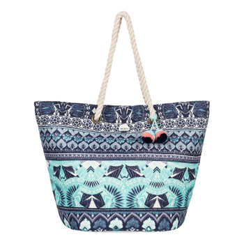 Roxy Sun Seeker Straw Beach Bag