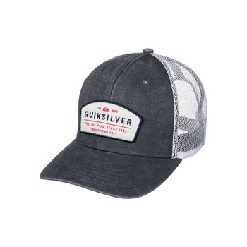 Quiksilver Souper Trucker Hat - Dark Shadow